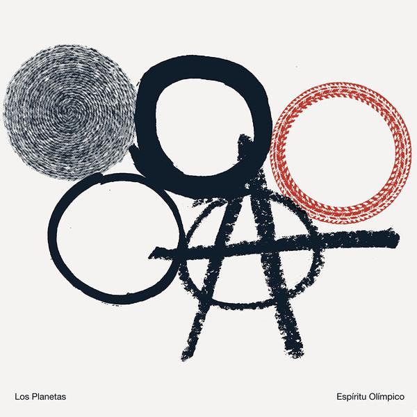 CD SINGLE Los Planetas – Espíritu Olímpico
