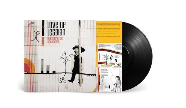 LP Love Of Lesbian – Maniobras De Escapismo