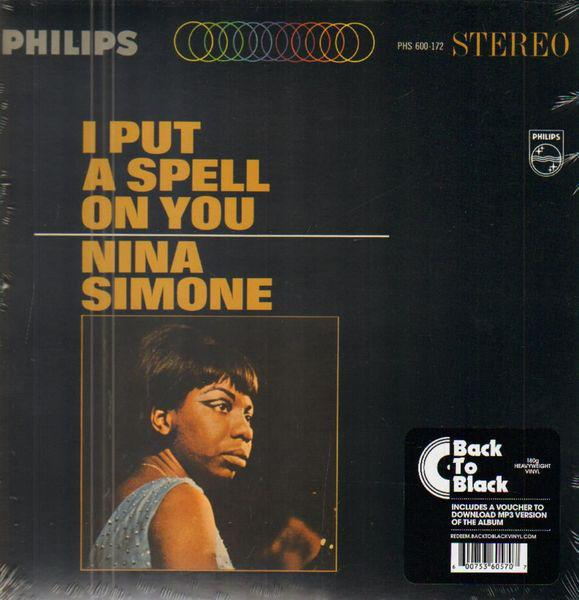 LP Nina Simone – I Put A Spell On You