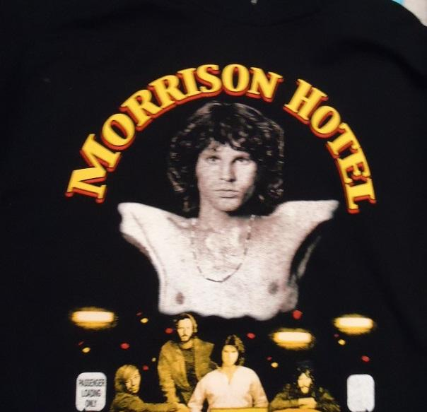 SUDADERA CON CAPUCHA THE DOORS