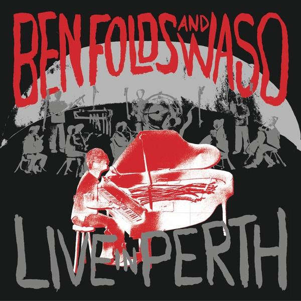 "Sony Music LP Ben Folds And Waso ‎""Live In Perth"" LP"