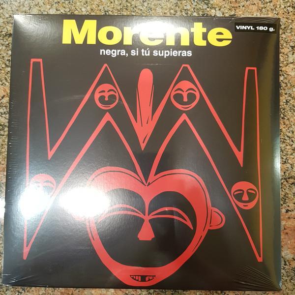 LP Morente – Negra, Si Tú Supieras