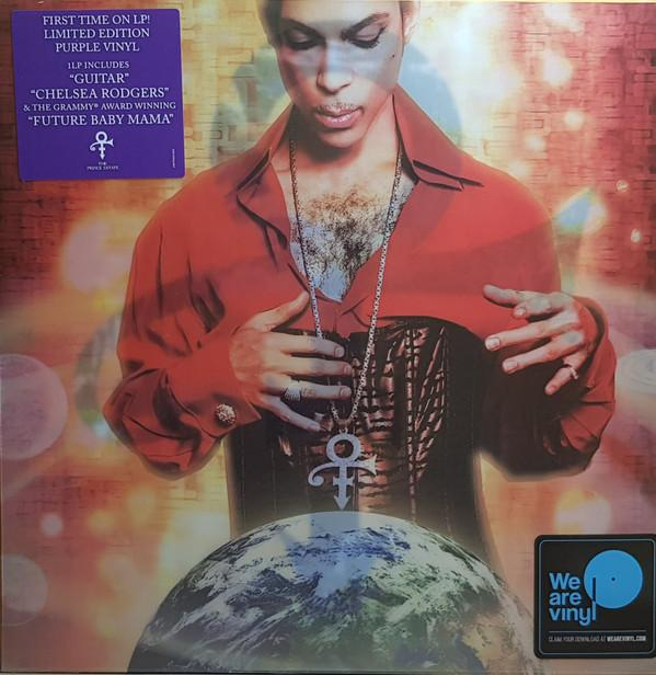 LP Prince – Planet Earth