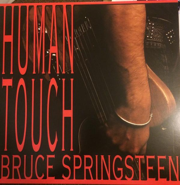 LP Bruce Springsteen – Human Touch 2LP