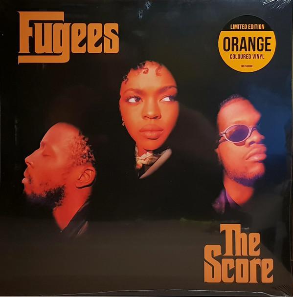 LP Fugees – The Score 2LP VINILO NARANJA