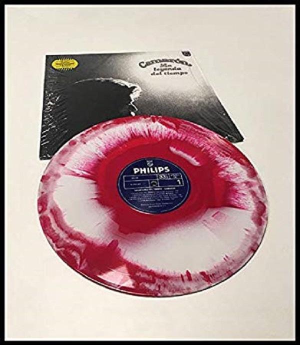 """Universal Music LP Camaron """"La leyenda del tiempo"""""""