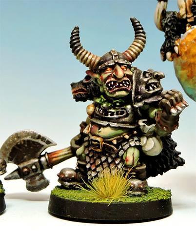 Black Goblin Boss