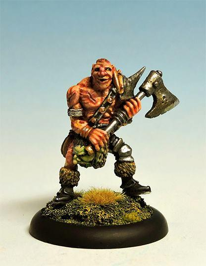 Aedh the Axeman