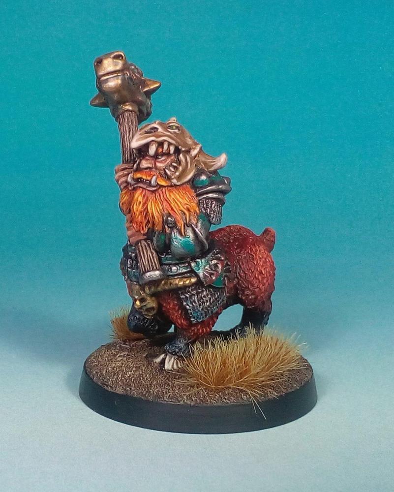Boar Centaur #1