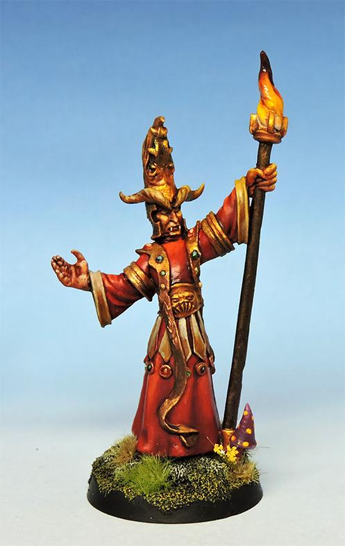 Fire Priest