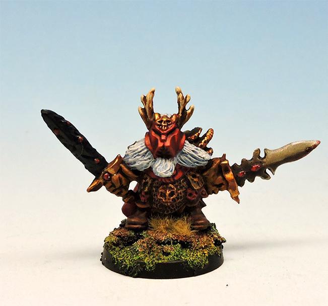 Chaos Dwarf  #3