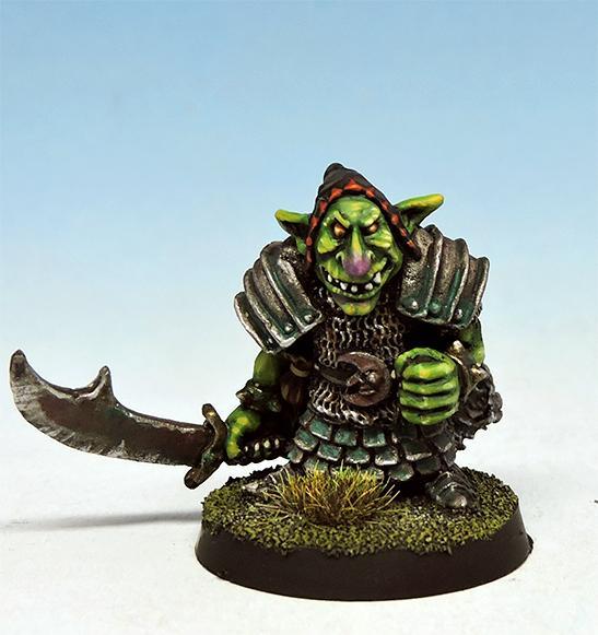 Doom goblin hero #1