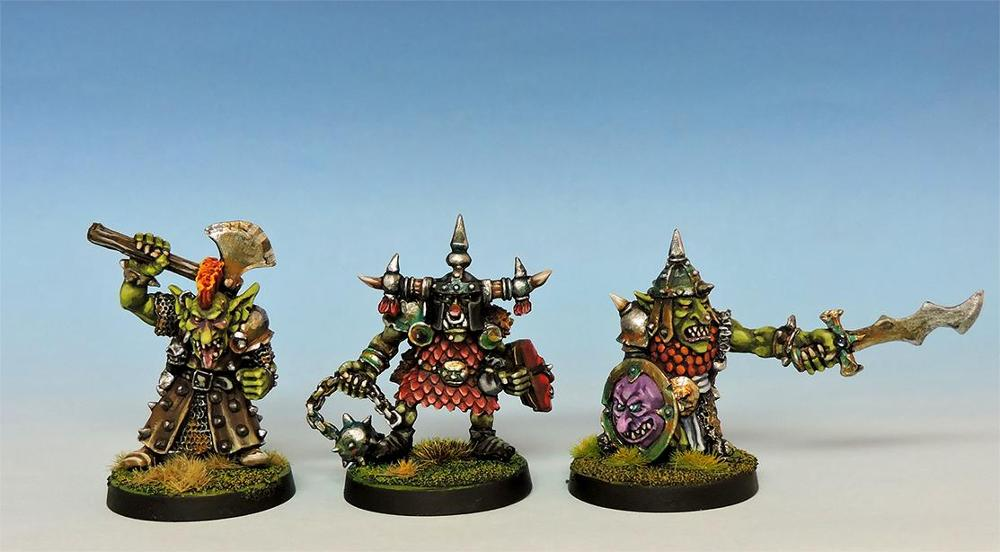 Black goblin troops #3