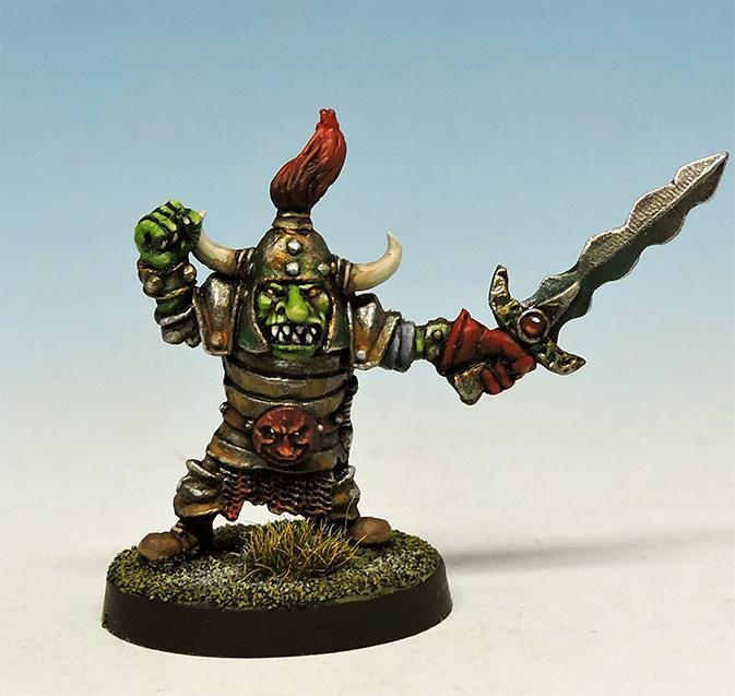 Goblin hero #3
