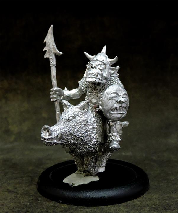 Orc boar rider #4