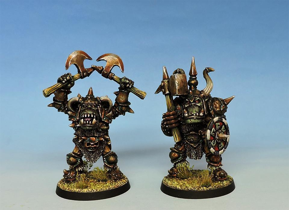 Iron Orcs #2