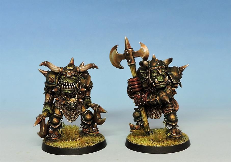 Iron Orcs #3