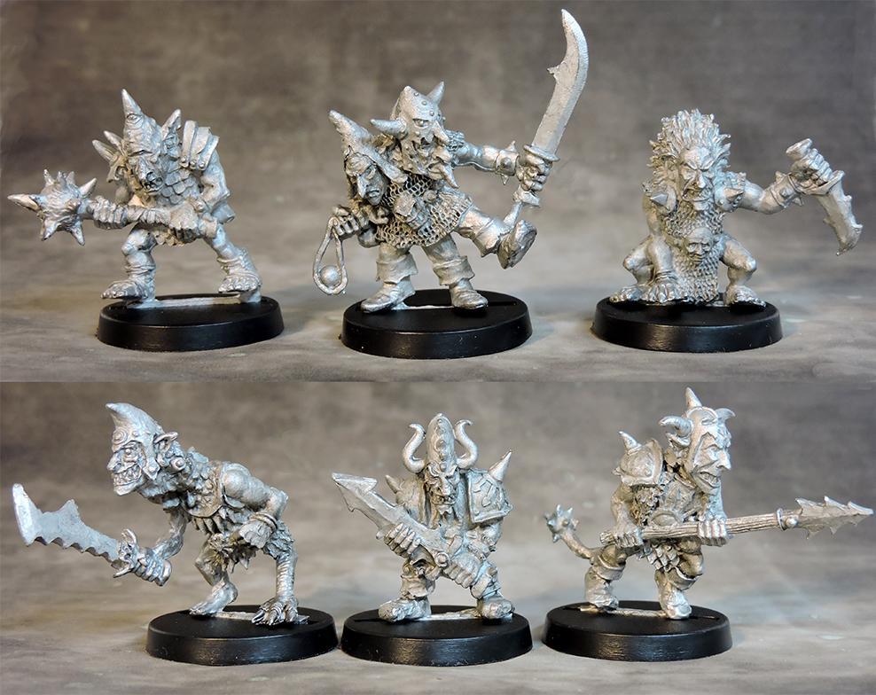 Chaos Mutant Goblins Set