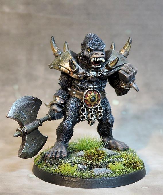 Berserker Beastman Champion