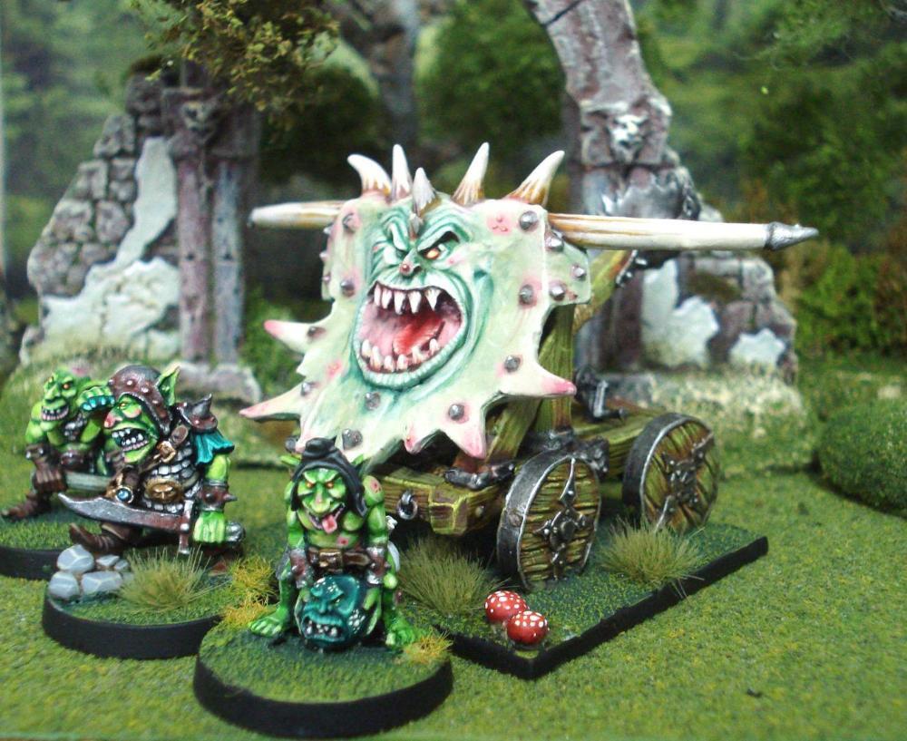 Catapulta Goblin