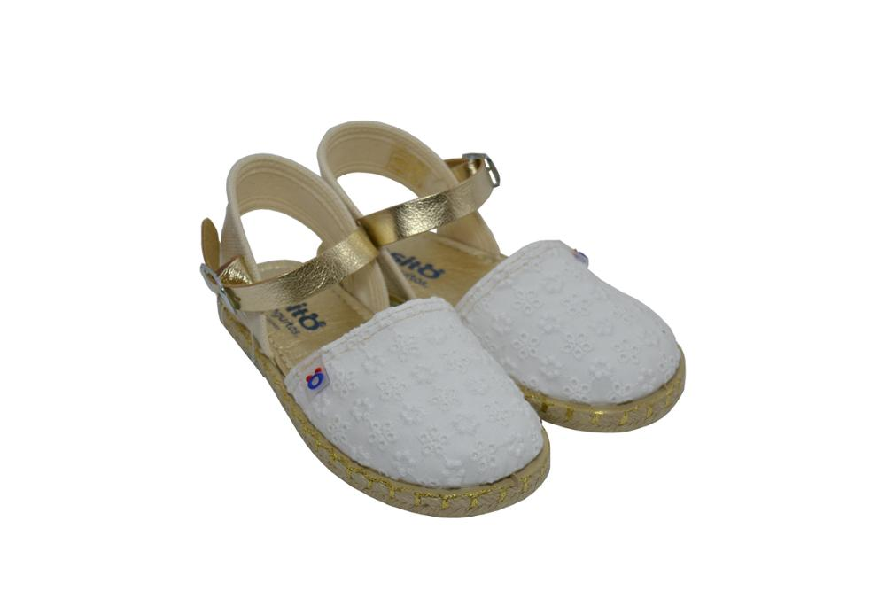 Sandalias Valencianas Conguitos