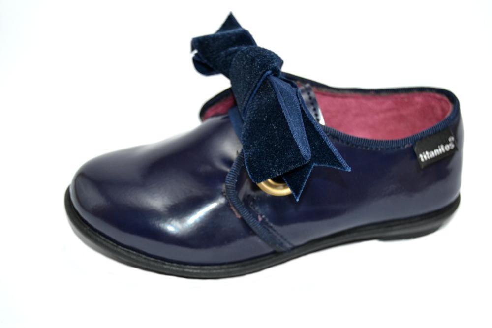 Zapato Blucher Niña, Blucher Niña, Blucher Niñas, Blucher Titanitos