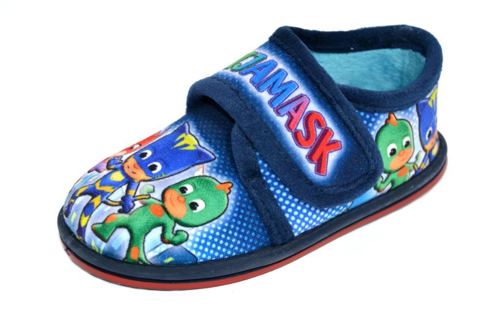 Zapatillas de Estar en Casa Para Niño, Zapatillas Para Niño Pijamasks