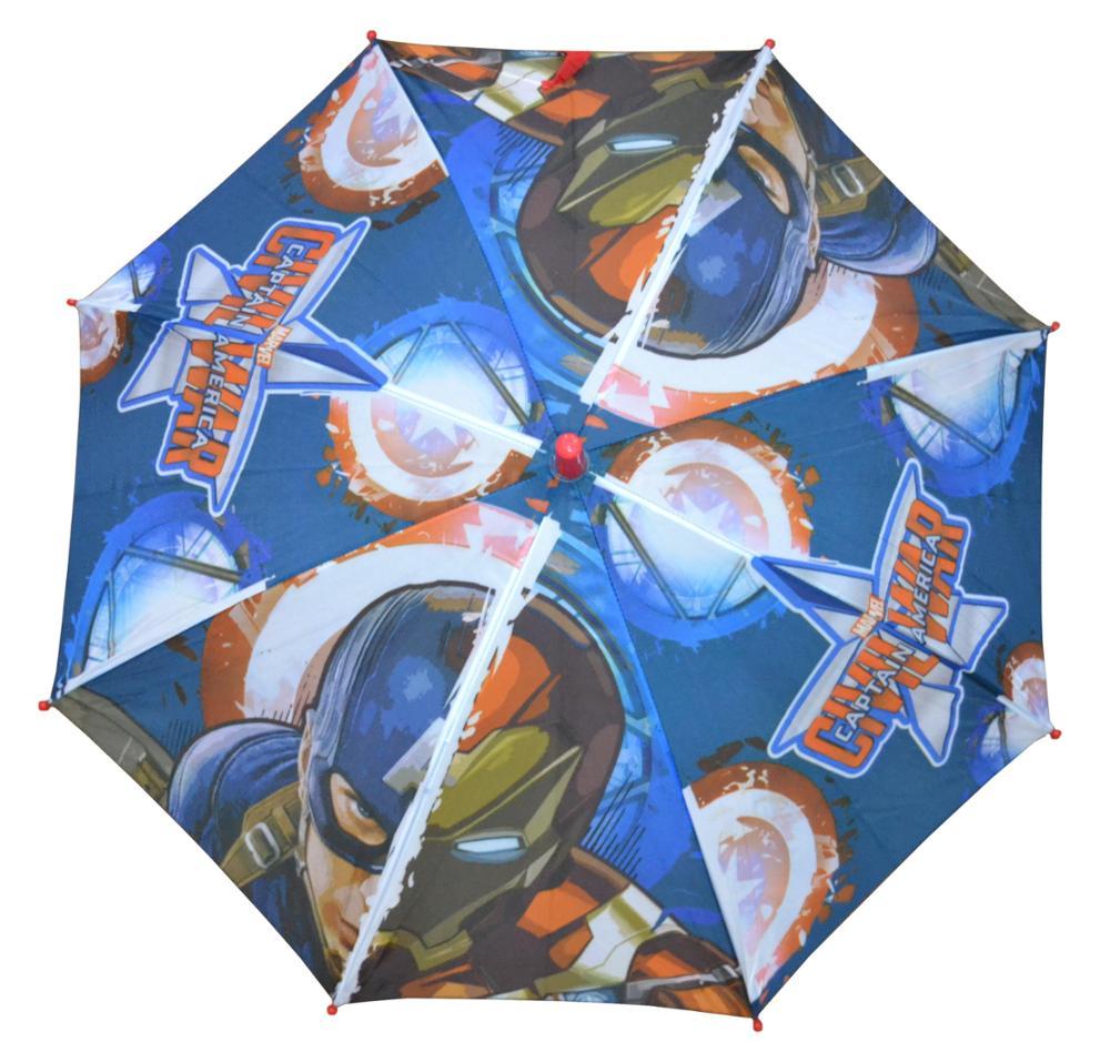 Paraguas Infantil, Paraguas Capitán América, Paraguas de Niños