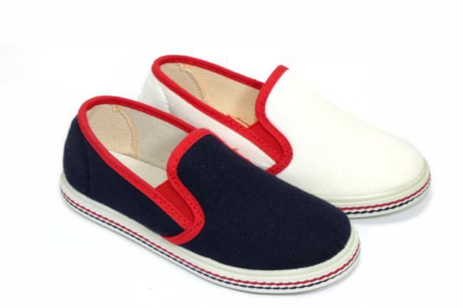 Zapatillas Lona Niño
