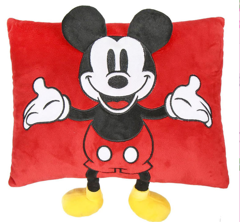DISNEY Cushion with Mickey Mouse apps