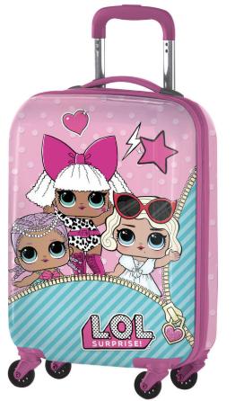 LOL Trolley suitcase