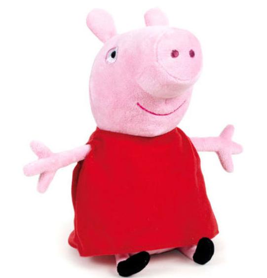 PEPPA PIG DISH HAPPY COW