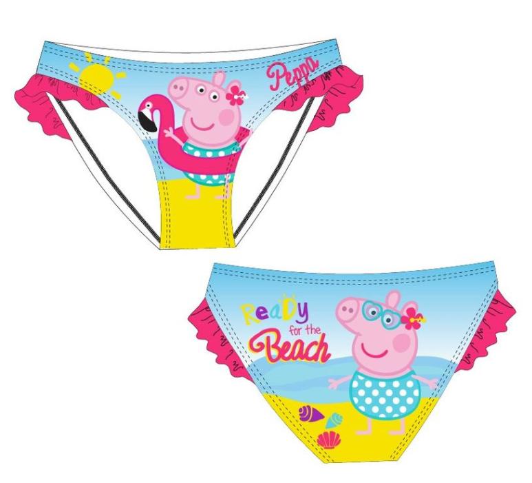 PEPPA PIG RADY FOR THE BEACH PANGUITA SWIMSUIT