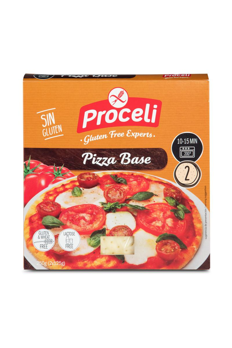 Proceli Pizza Base (2x125g)