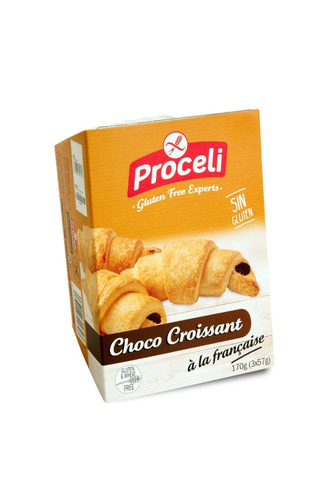 Proceli Choco Croissant (3u)