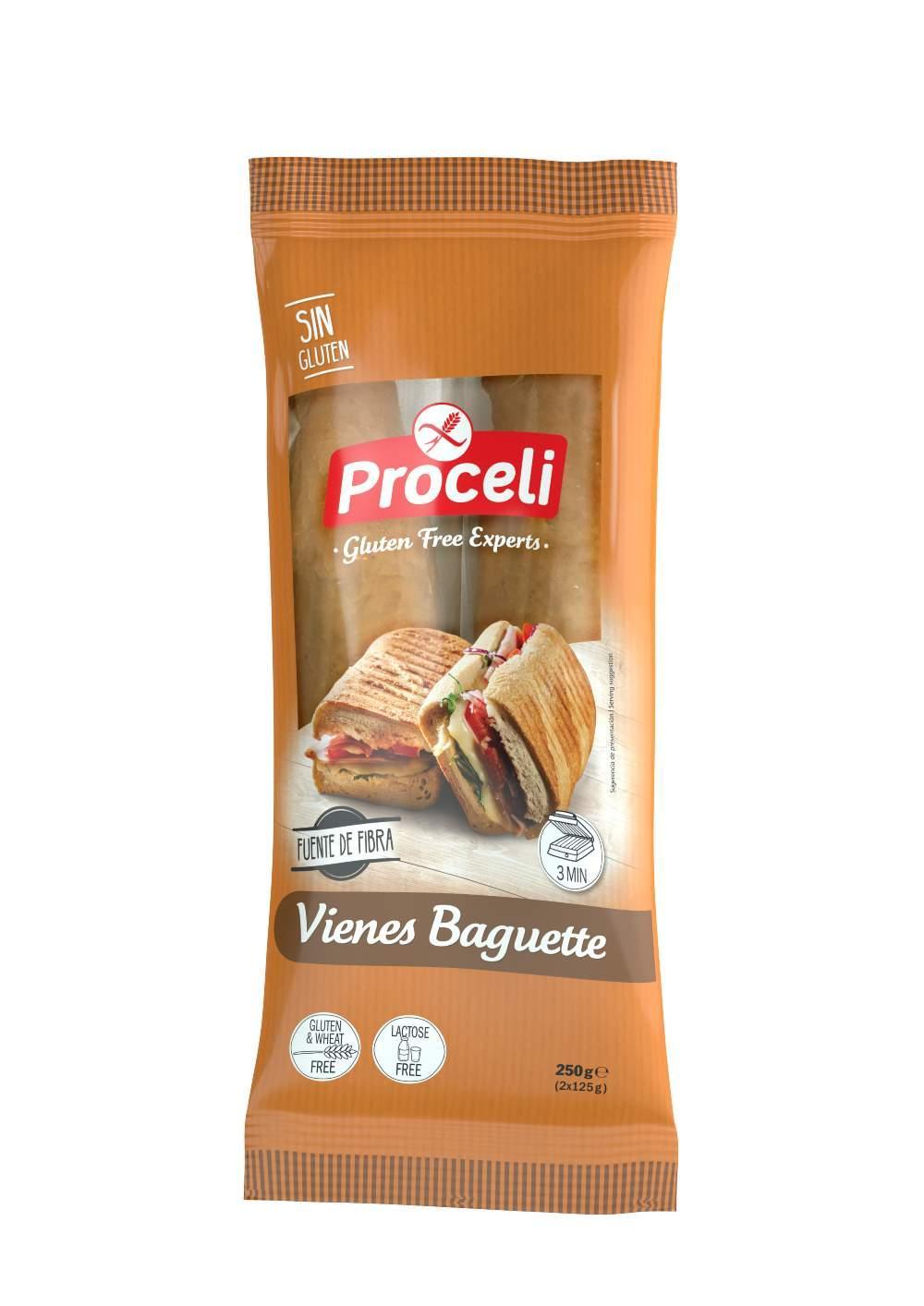 Caja Vienes Baguette (7 paquetes)