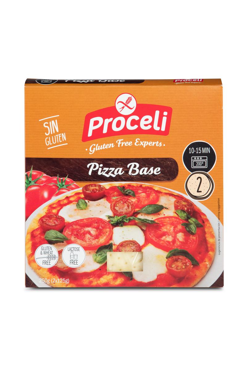 Caja Pizza Base (6 paquetes)