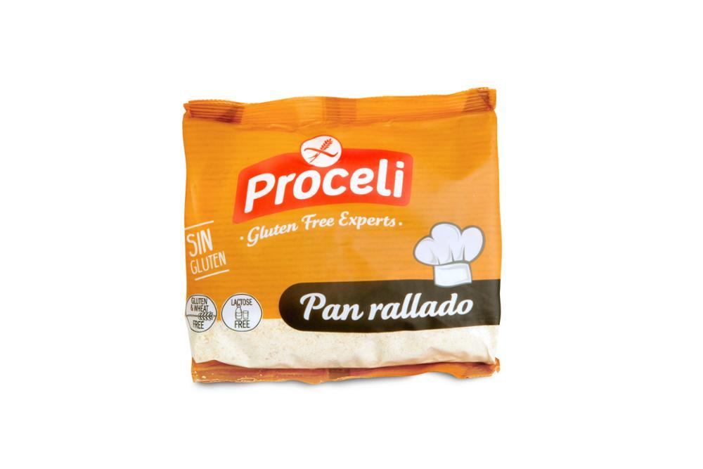 Pan Rallado Sin Gluten – Pan Rallado | Proceli