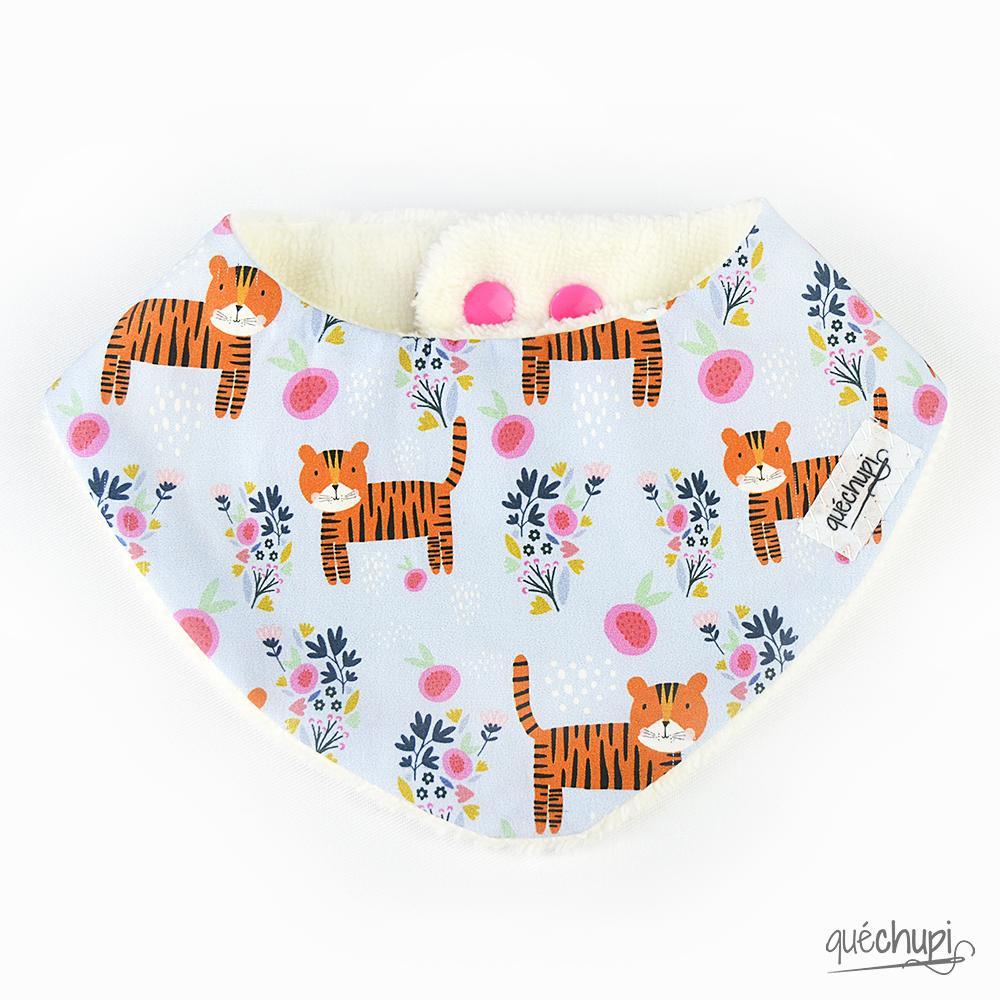 Bandana rizo-bambú tigres