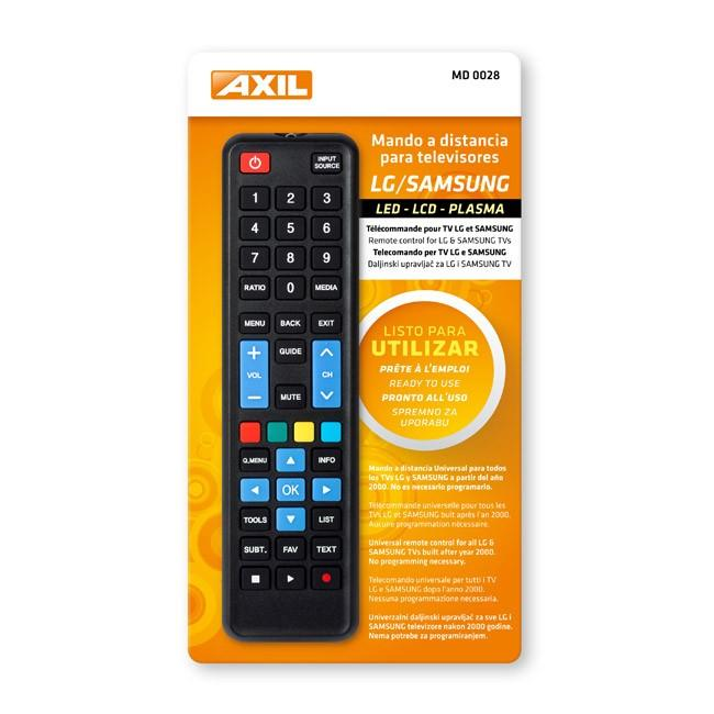 AXIL Mando universal LG /SAMSUNG
