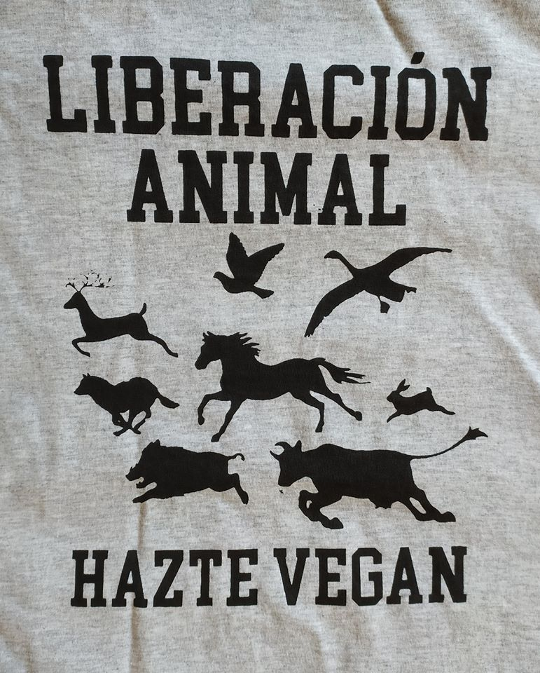 Liberación animal , animales corriendo.