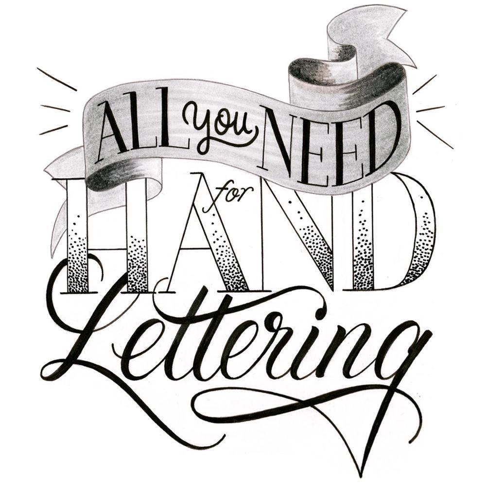 Faber-Castell Lettering Pitt Artist Pen Kit Inicio