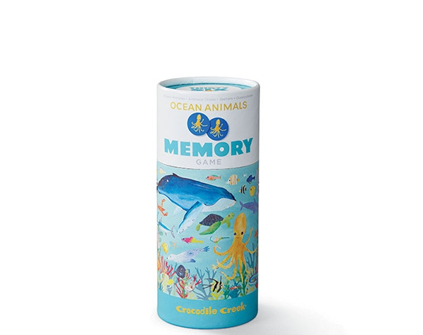 Crocodile Creek Memory Game