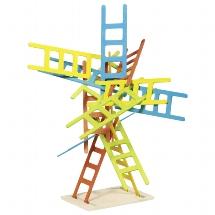 Goki Juego Equilibrio Escaleras