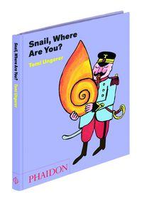 Editorial Phaidon Snail, Where are you?