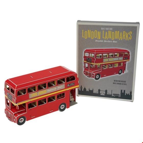 REX LONDON London Landmarks Double Decker Bus
