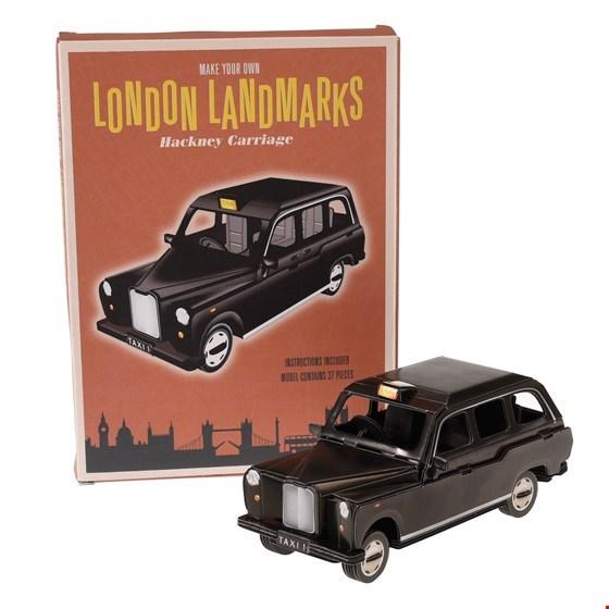 REX LONDON London Landmarks Hackney Carriage