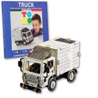 ToDo Talent Cardboard Truck