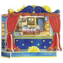 Goki Teatro Marionetas de Dedo