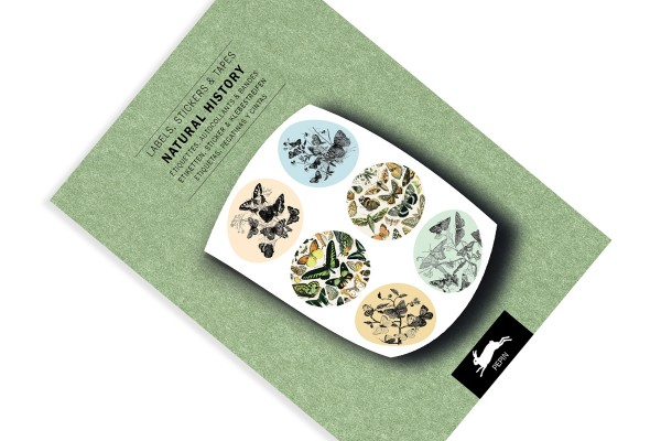 Pepin Press Cuadernos de Pegatinas